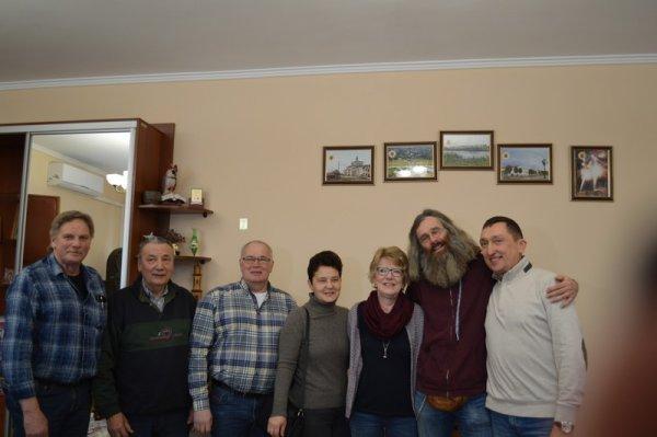 У Ковелі з доброчинною місією перебувають німецькі благодійники 65979c0d15138